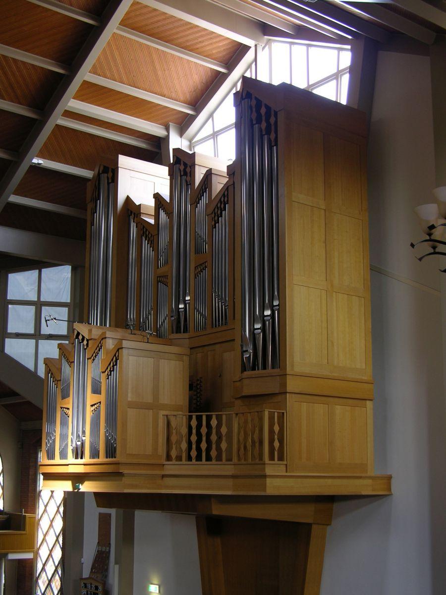 15BAG orgel GGinN Opheusden 2002 Piet Bron b