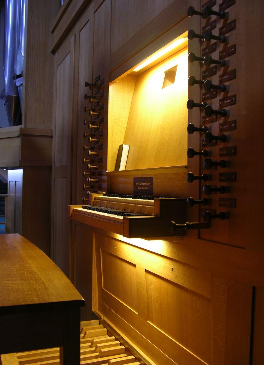15BAG orgel GGinN Opheusden 2002 Piet Bron