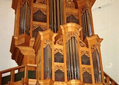 Orgel Gereformeerde Gemeente Amersfoort