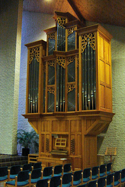 8BAG orgel GK De Hoeksteem Hillegom_1983 b