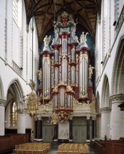 orgel bavo haarlem
