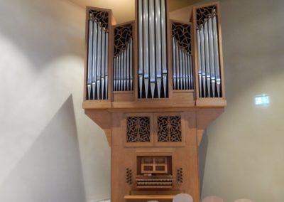 Orgel De Drie Ranken Apeldoorn